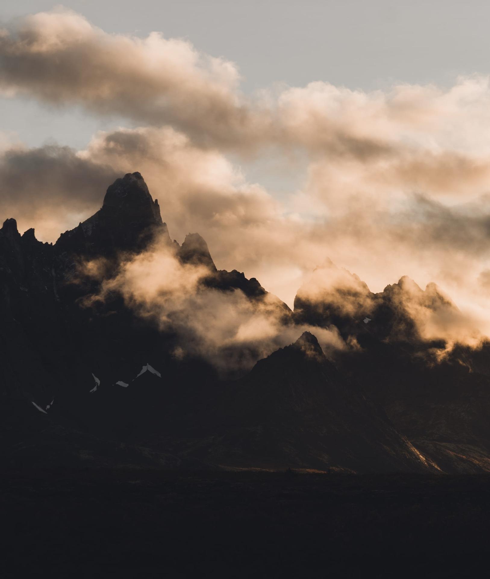 Tombstone Nebel Sonne