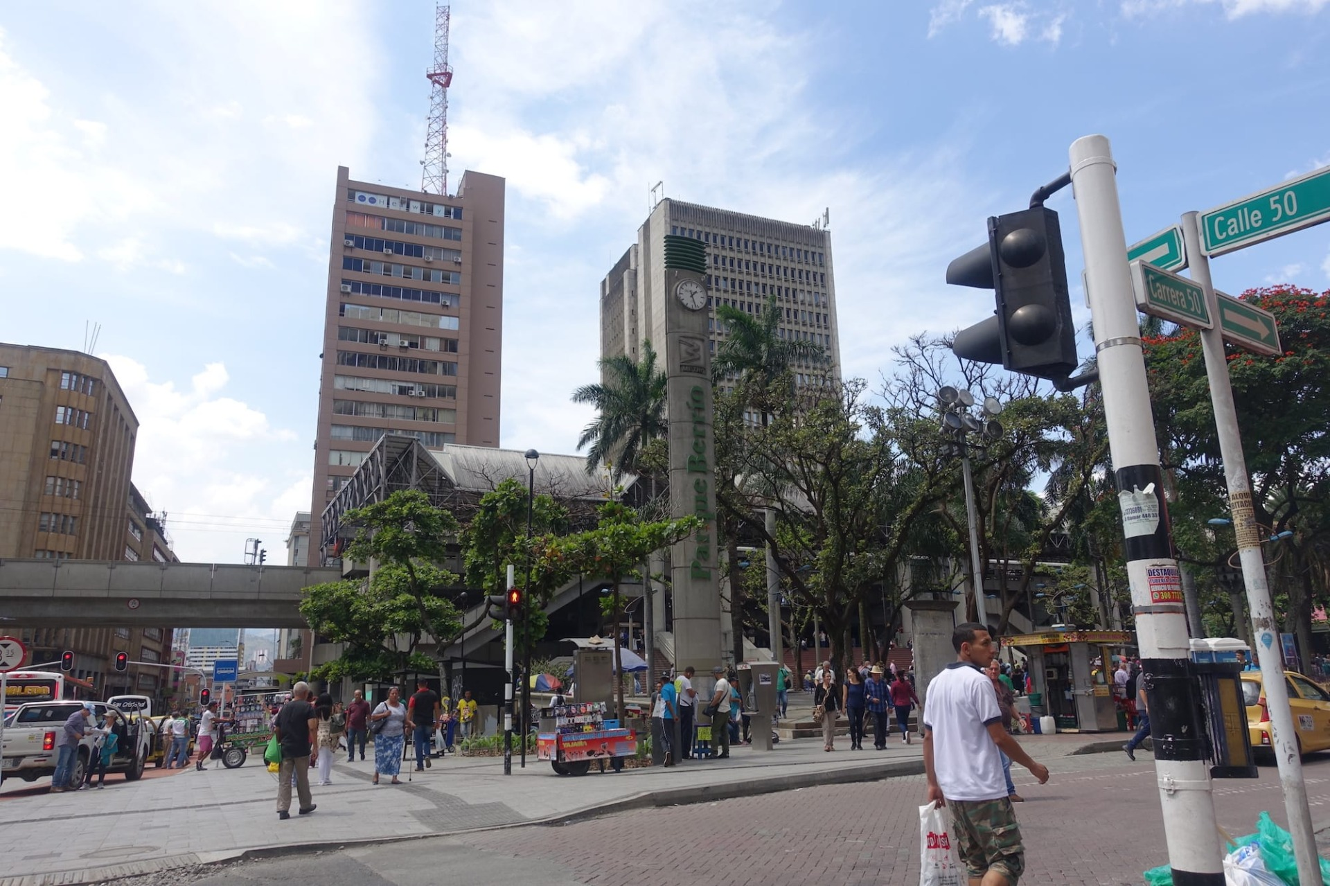 Centro di Medellín