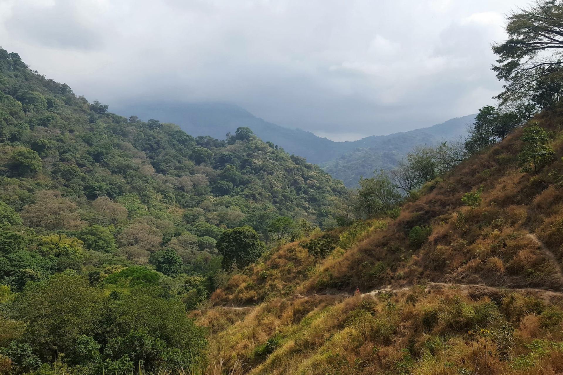 Minca, città della Colombia