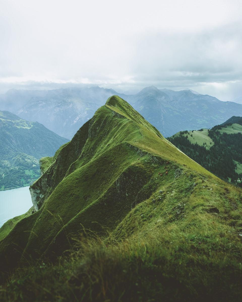 Gipfel Augstmatthorn
