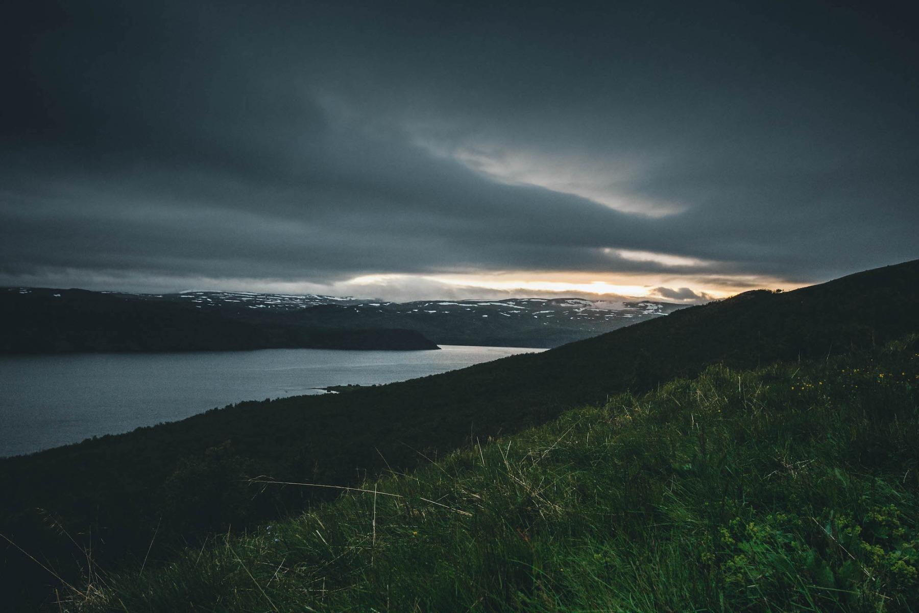 Sonnenuntergang Natur