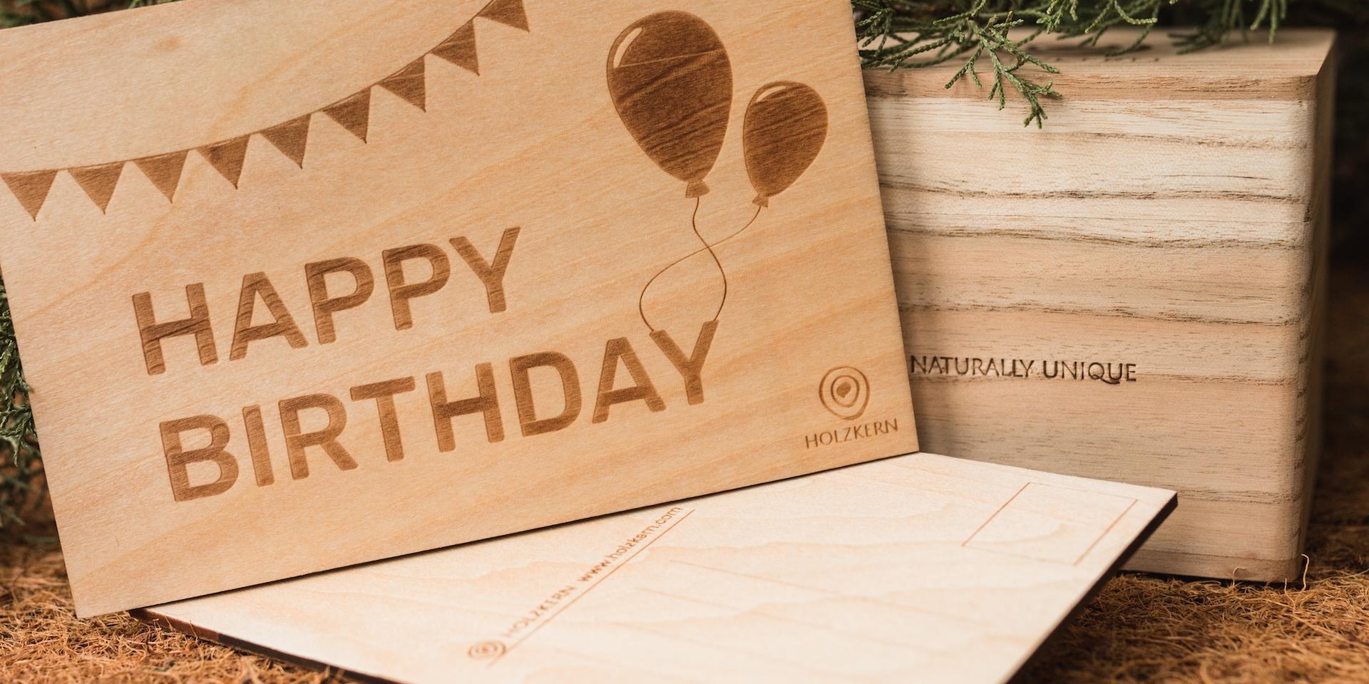 Geschenkkategorie Geburtstag