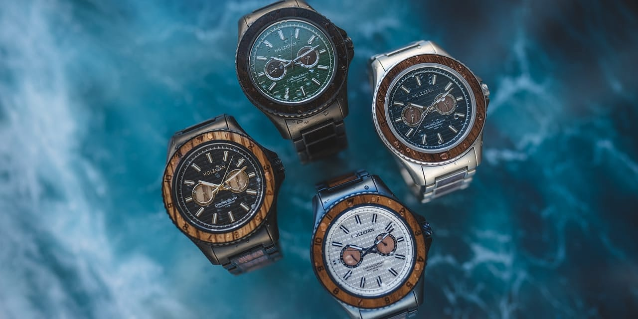 Orologi resistenti all'acqua - The Tides Collection
