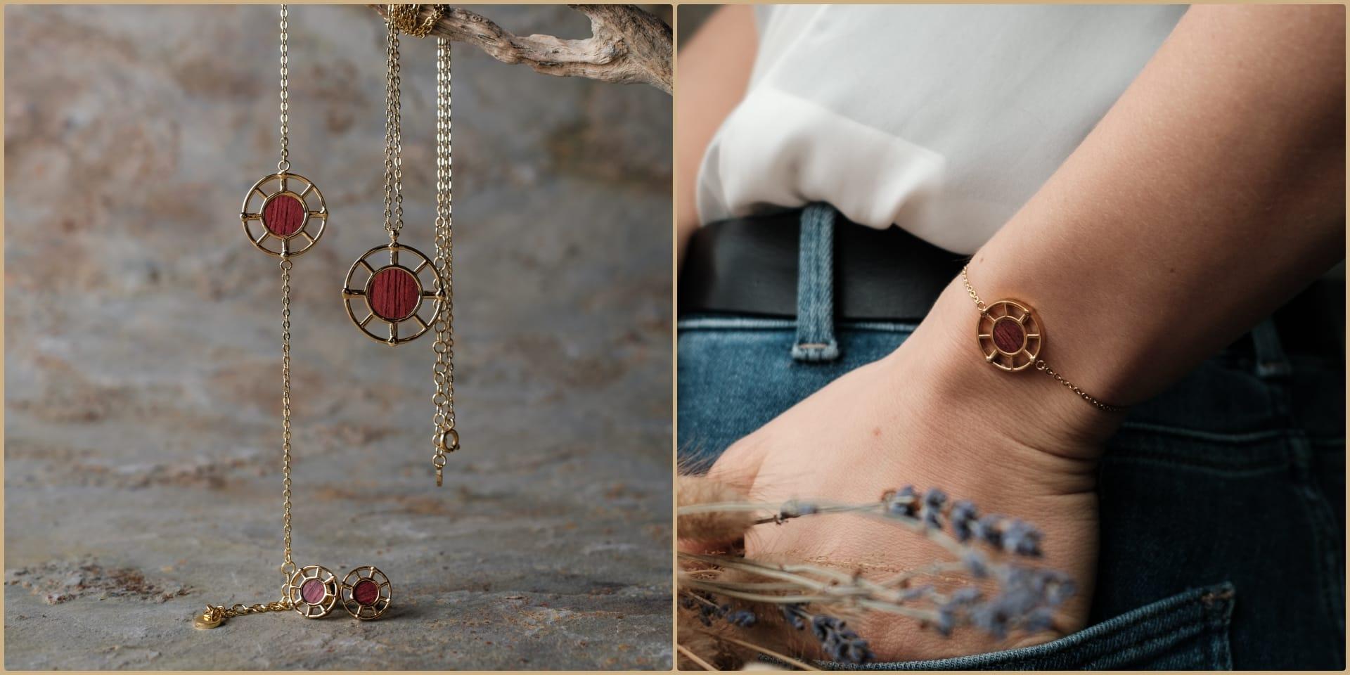 Amulett Armband
