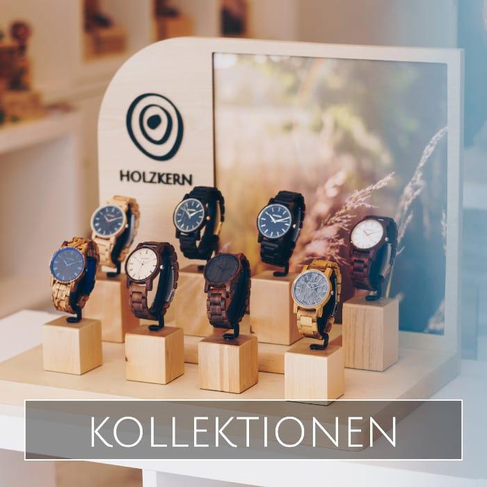 Holzkern - Blog /  Kollektionen