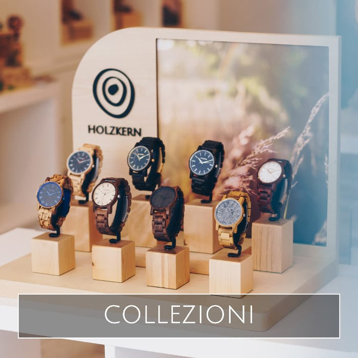 Holzkern - Blog /  Collezioni