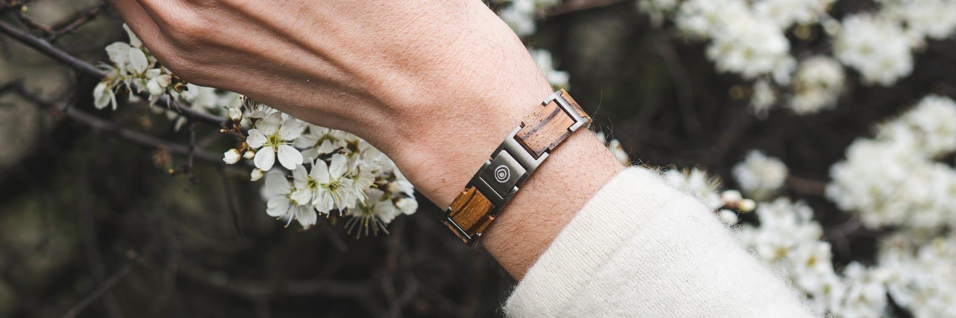 La joyas y bandlets naturales que no te puedes perder esta primavera