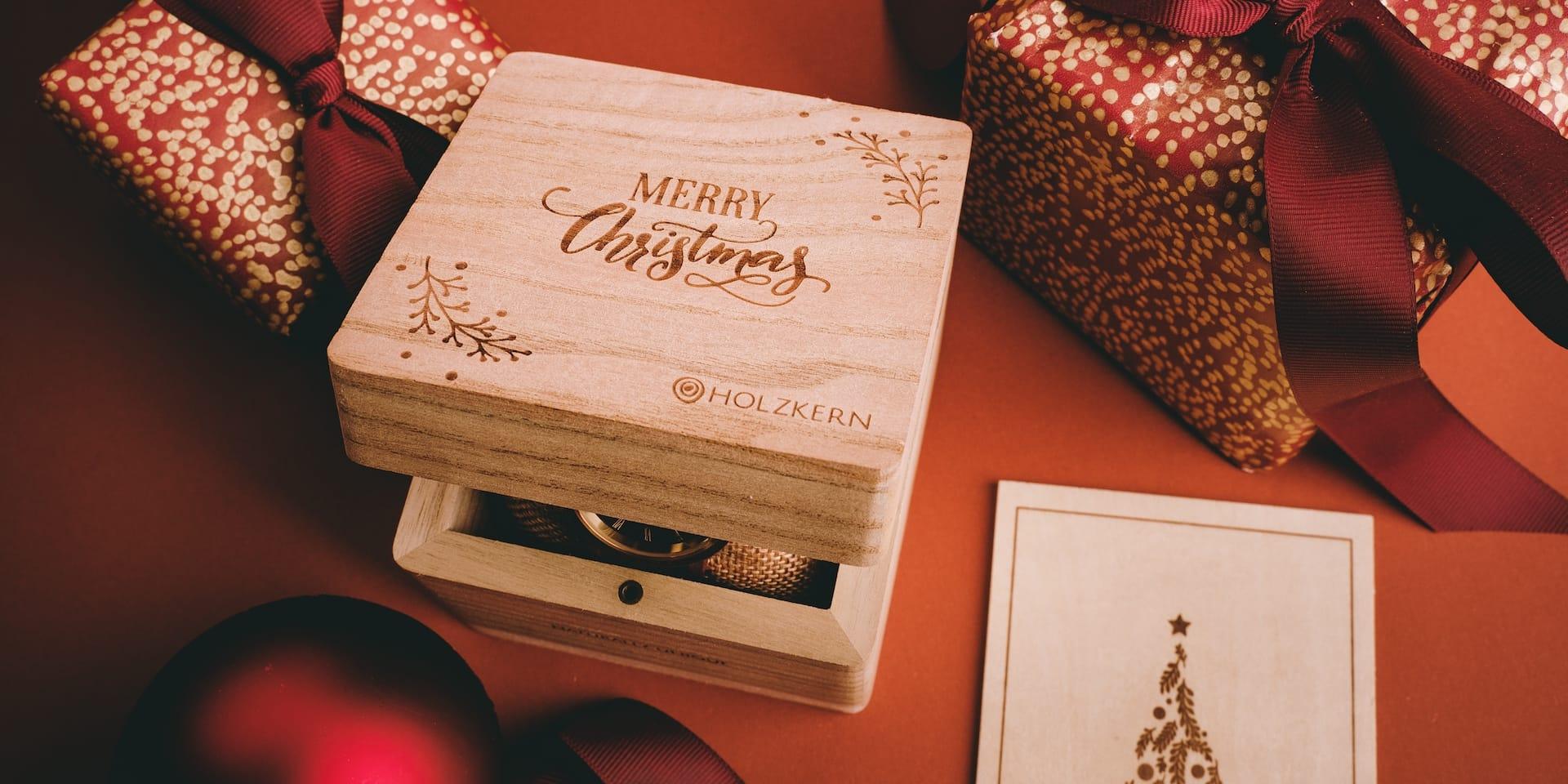 Lieferung bis Weihnachten!