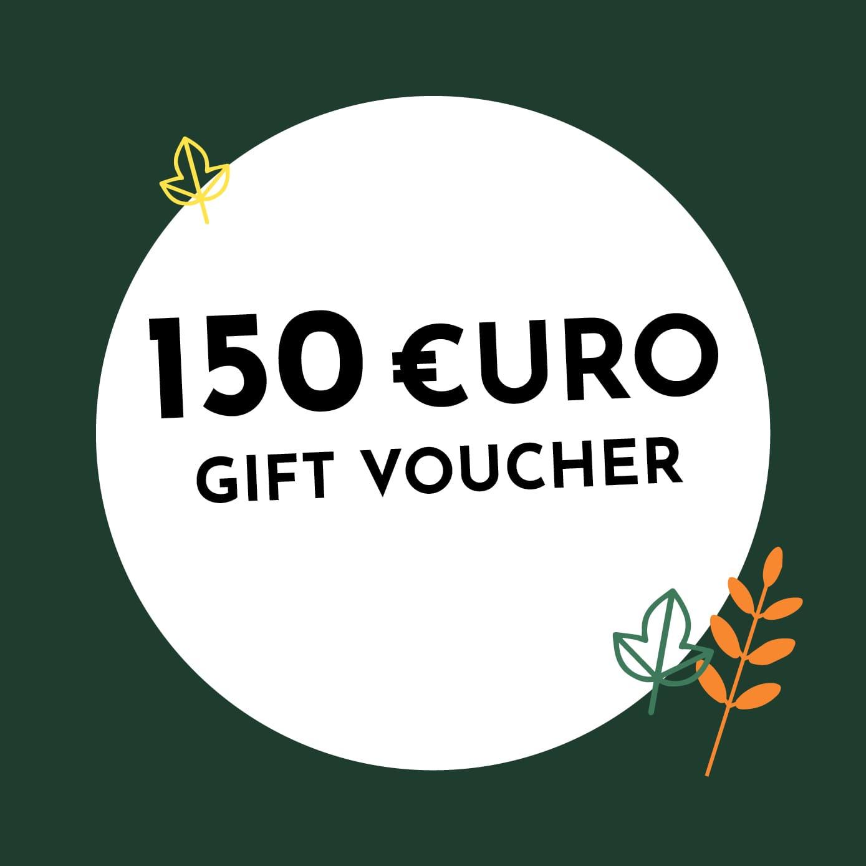 150€ Holzkern Gift Voucher