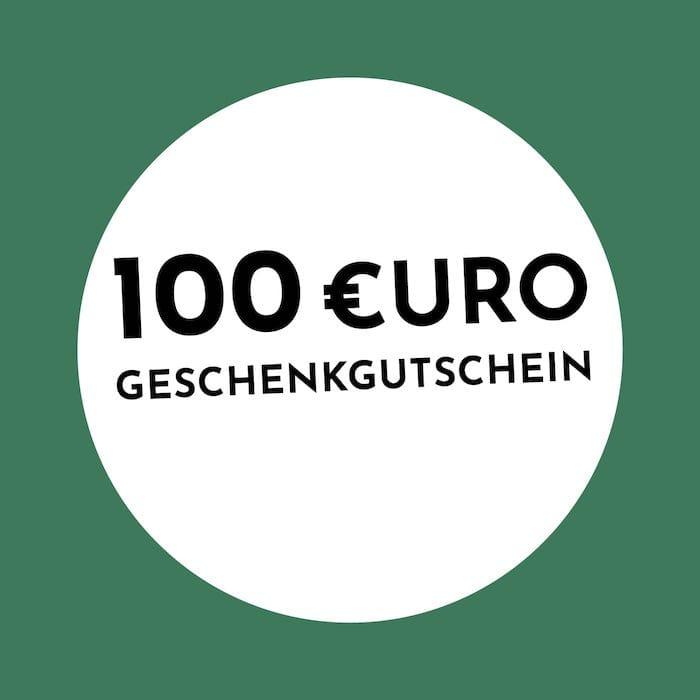 100€ Geschenkgutschein Holzkern