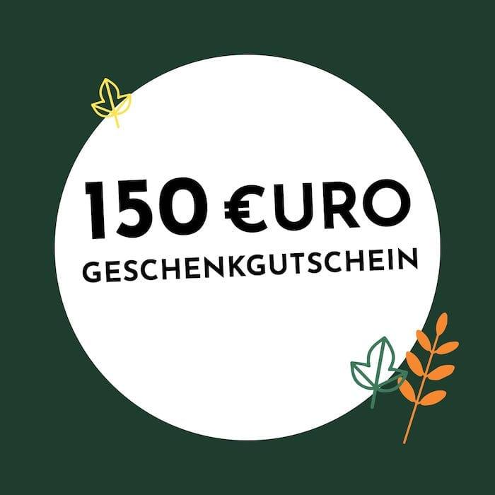 150€ Geschenkgutschein Holzkern