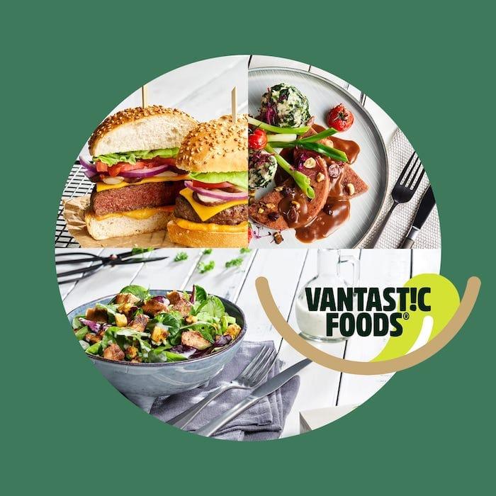 750€ Gutschein Vantastic Foods