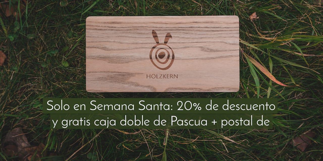 La canasta de Pascua de Holzkern