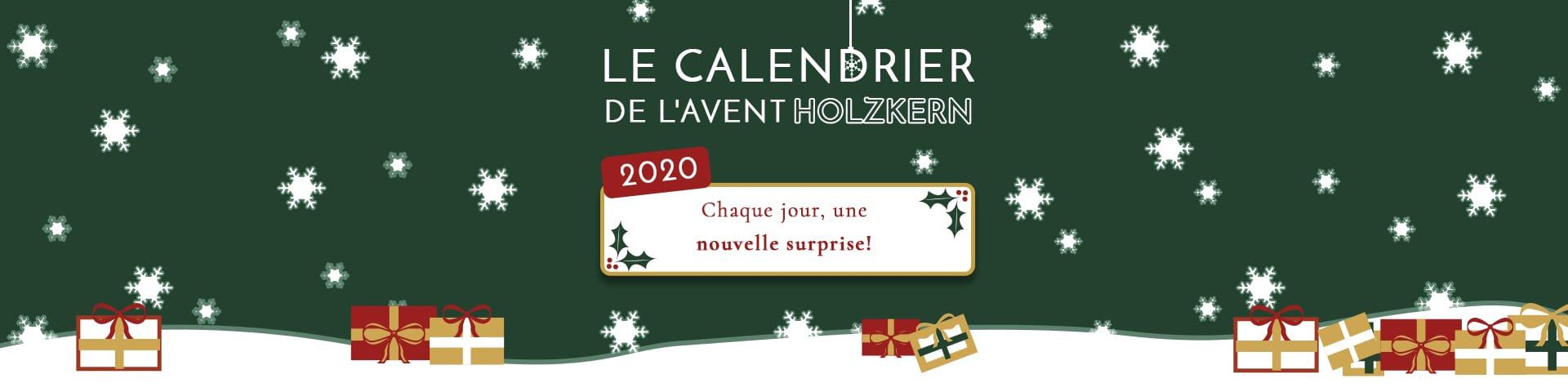 The Holzkern Advent Calendar 2020