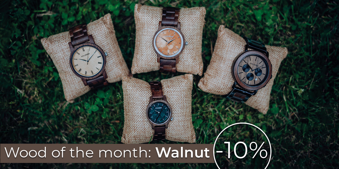 Wood of the Month: Walnut