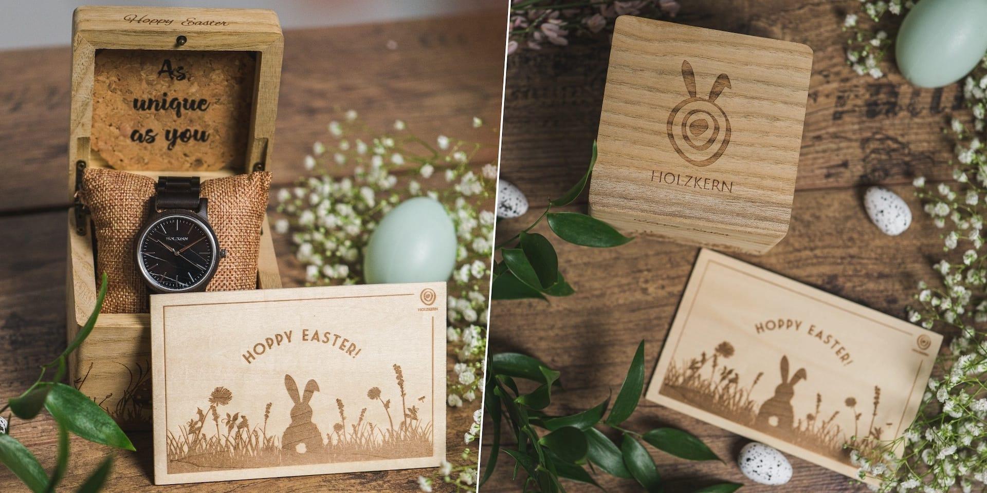 Descubre el huevo de Pascua de Holzkern