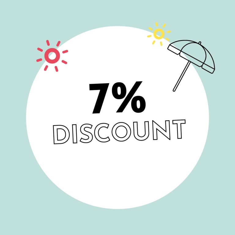 7% discount at Holzkern