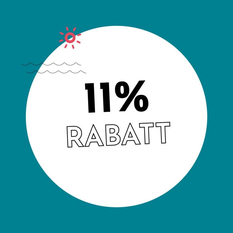 11% Rabatt bei Holzkern