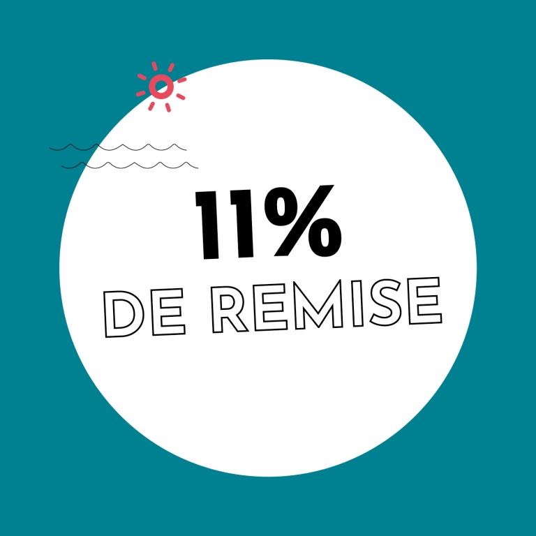 11% de réduction chez Holzkern