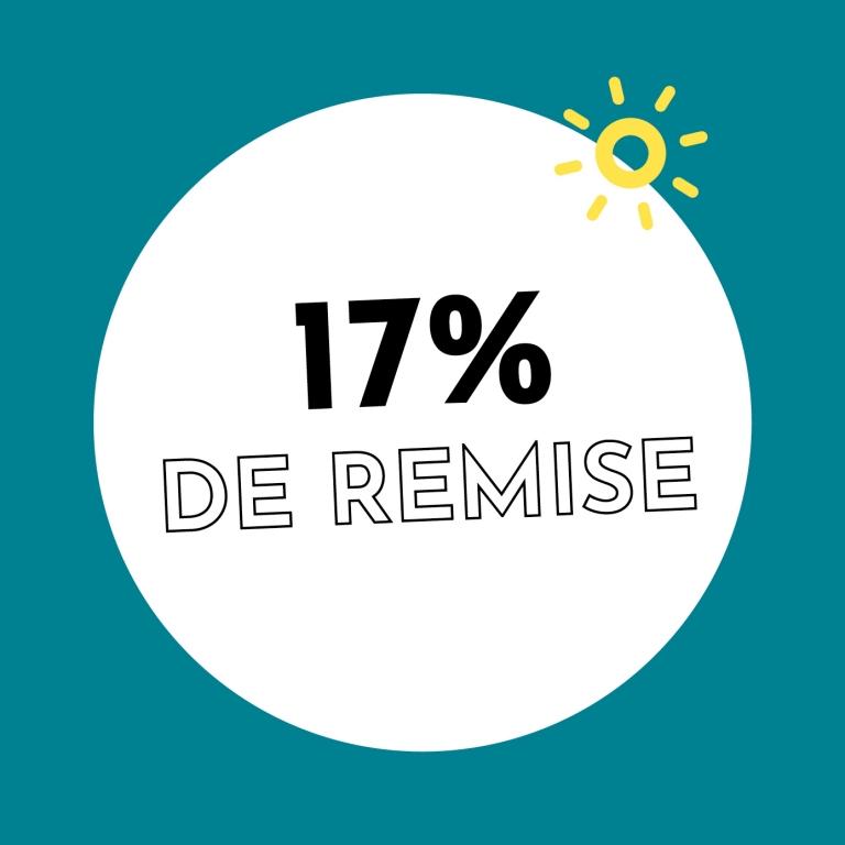 17% de réduction chez Holzkern