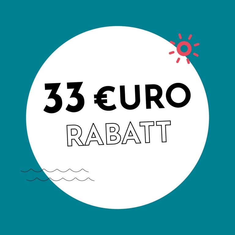 11€ Rabatt bei Holzkern