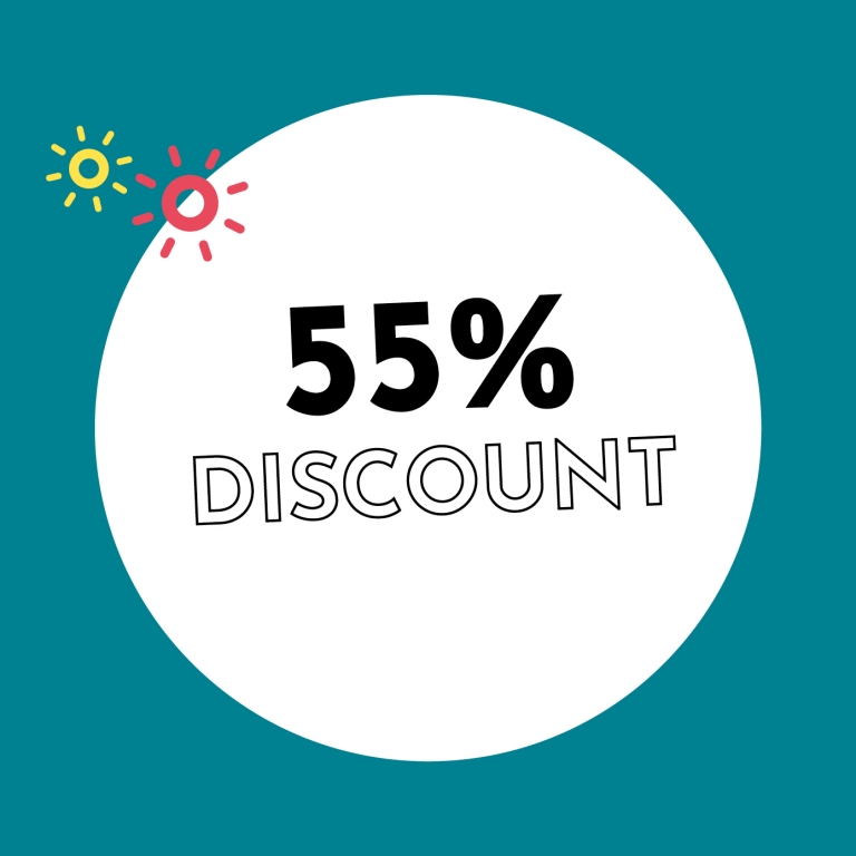 55% discount at Holzkern