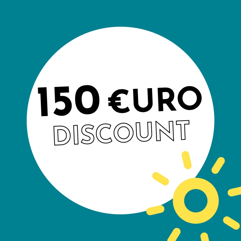 150€ discount at Holzkern