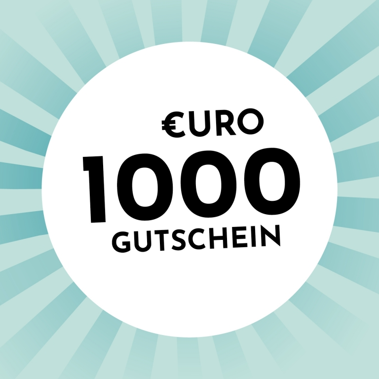 1.000€ Gutschein von Holzkern