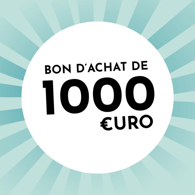 Bon d'achat de 1000 € de Holzkern