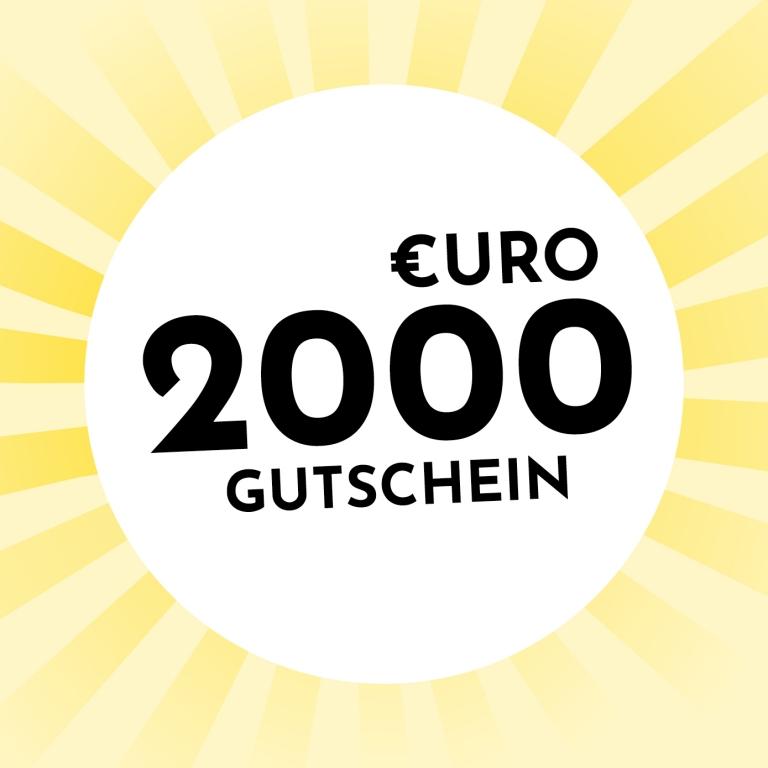2.000€ Gutschein von Holzkern