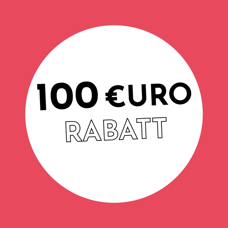 100€ Rabatt bei Holzkern