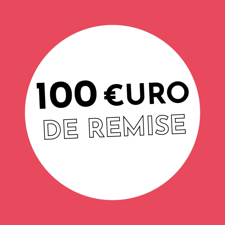 100€ de réduction chez Holzkern