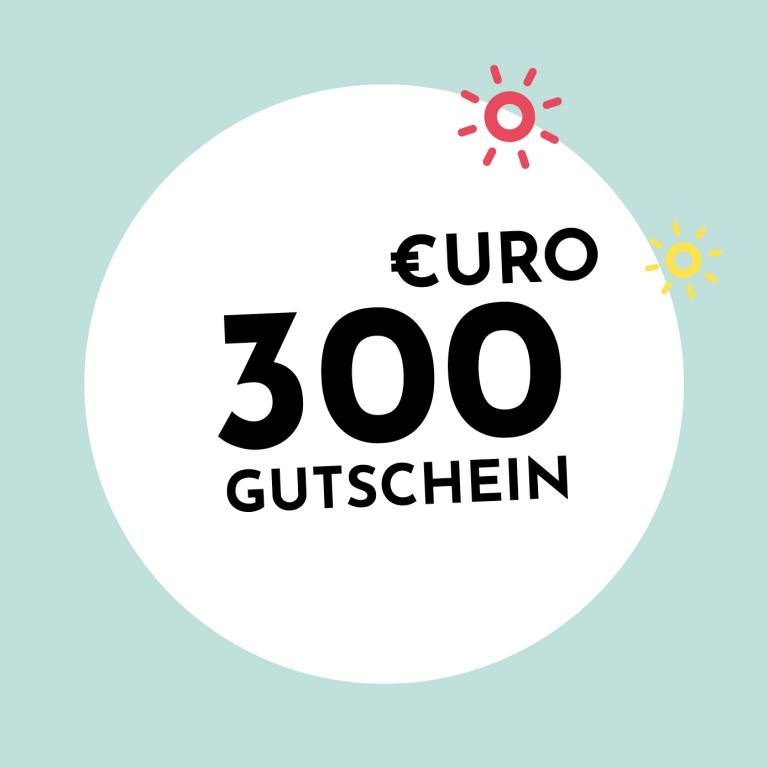 300€ Gutschein von Holzkern