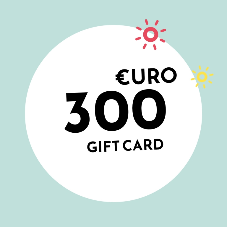 300€ gift card from Holzkern