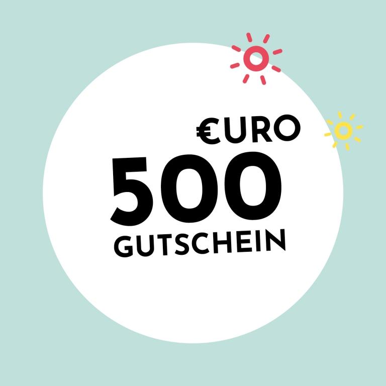 500€ Gutschein von Holzkern