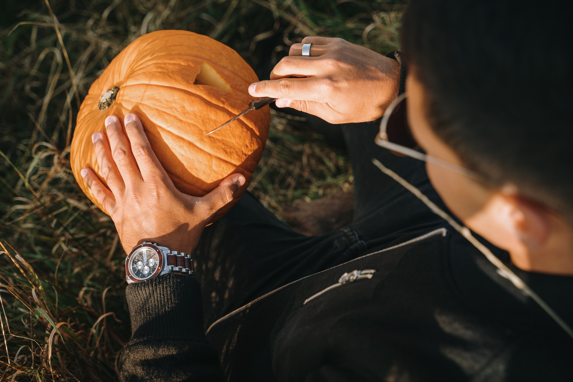 Halloween bei Holzkern