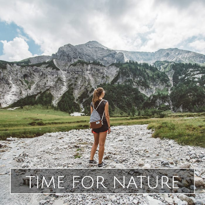 Holzkern - Blog / Time for Nature