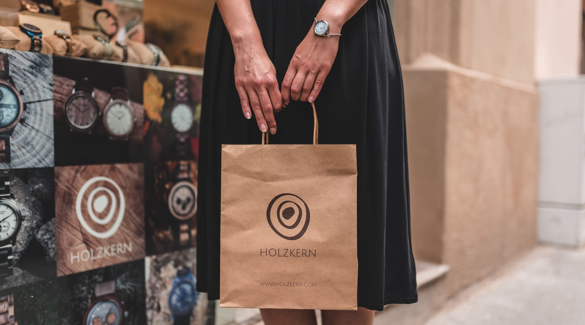 Holzkern Store Wien