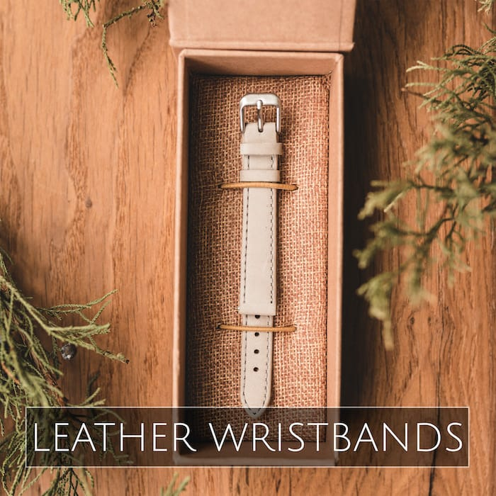 Holzkern watchstraps