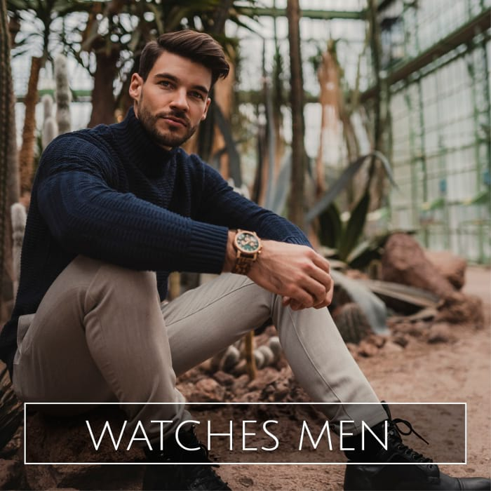 Holzkern Watches Men